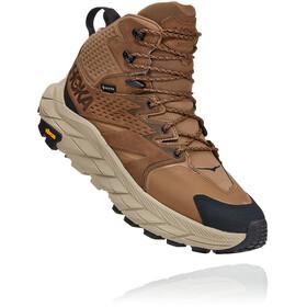 Hoka One One Anacapa GTX Mid Shoes Men, marrón/negro